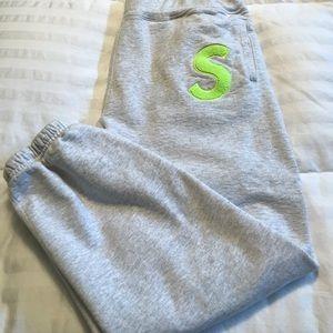 Supreme S sweatpants